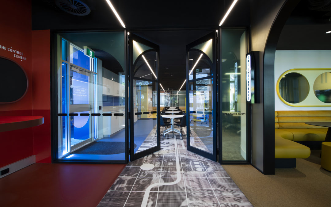 CURTIN UNIVERSITY THINK SPACE PROJECT