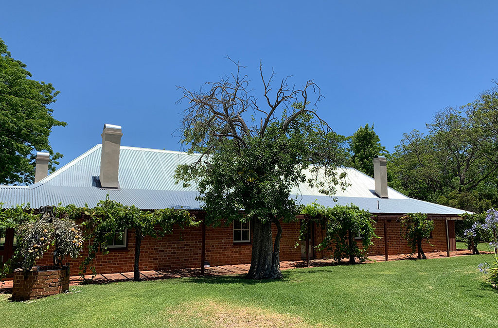 HOUGHTONS HOMESTEAD & STABLES