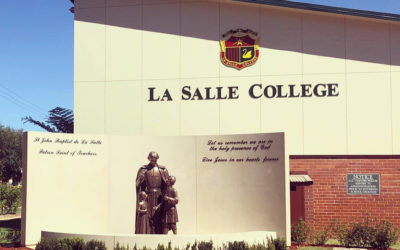 LA SALLE COLLEGE CONTEMPLATION SPACE