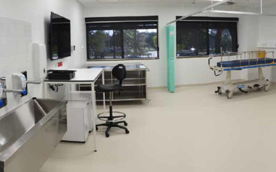 CURTIN UNIVERSITY CLINICAL PRACTICE SIMULATION SUITE