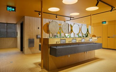 CURTIN UNI EAST GATE TOILETS & HAYMAN THEATRE UPGRADE